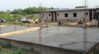 FULLY FINISHED 3 BEDROOM APARTMENTS IN OYIN GARDEN MOWE