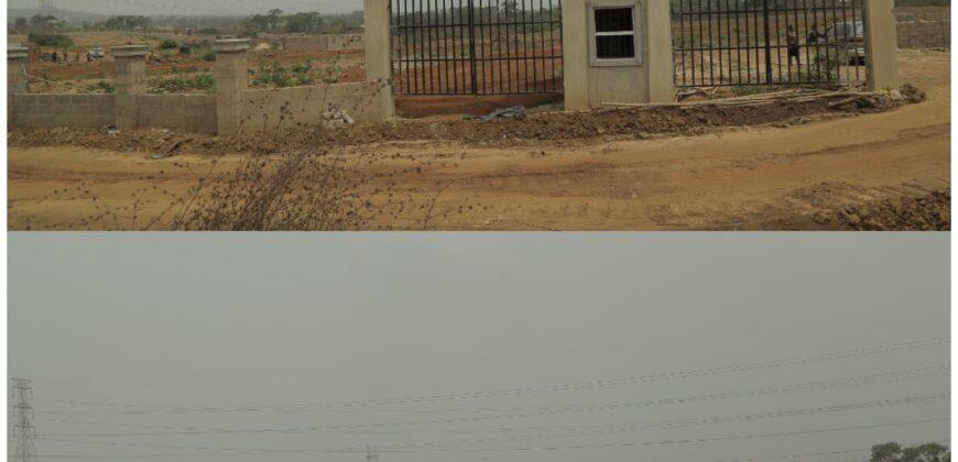 450SQM BUSINESS LANDS AT SOUTHERN GATE COMMERCIAL IBEJU-LEKKI