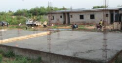 NEWLY BUILT 2 BEDROOM APARTMENTS IN OYIN GARDEN MOWE