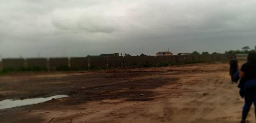 500sqm LANDS IN DELIGHT ESTATE ELEKO
