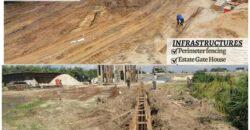 GOOD LANDS MEASURING 600SQM IN IRVING PARK ESTATE AWOYAYA LEKKI