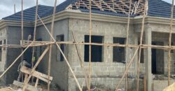 CLASSICALLY FINISHED 3 BEDROOM BUNGALOW IN DE CASTLE AWOYAYA