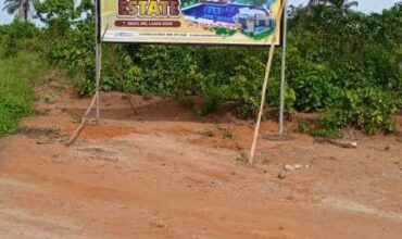 GATED AND FENCED LANDS IN ROYAL CREST ESTATE EPE CITY