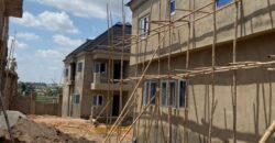 NEWLY BUILT MODERN 3 BEDROOM DUPLEX + BQ AT TREASURE HILLTOP ESTATE, ALAGBADO