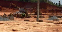 300SQM LANDS AT TREASURE HILLTOP ESTATE ALAGBADO