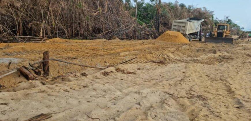 300sqm PLOTS OF LAND AT BOGIJE LAGOS