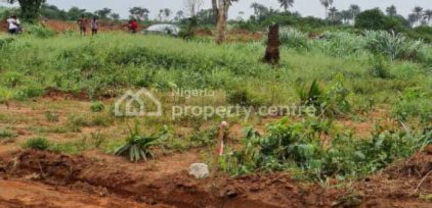 PLOTS OF LAND IN QUEENS PARK ESTATE MOWE