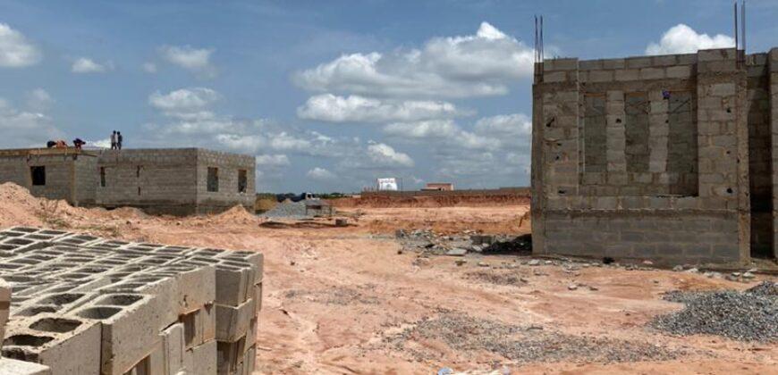 600SQM LANDS IN TREASURE HILLTOP ESTATE, ALAGBADO