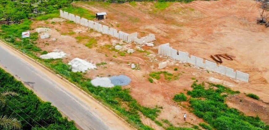 600sqm PLOTS OF LAND IN MEDORF EPE
