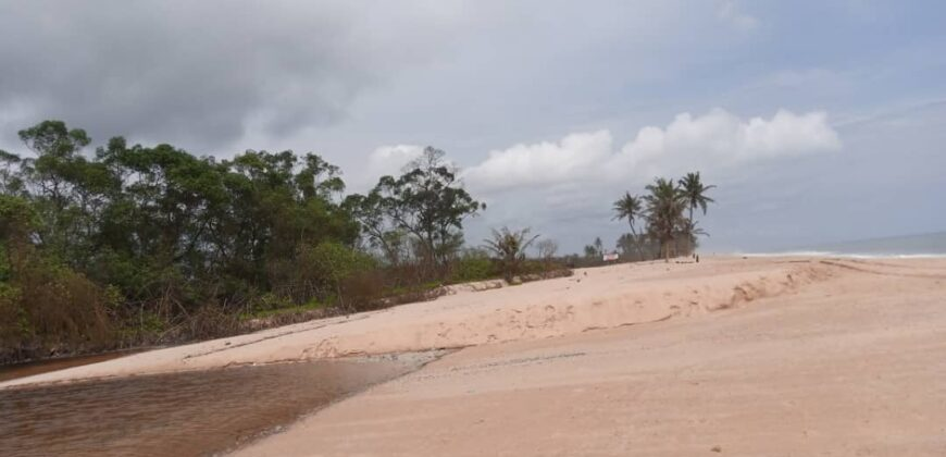 BUY AND BUILD LANDS AT VOPNU CITY OCEAN VIEW