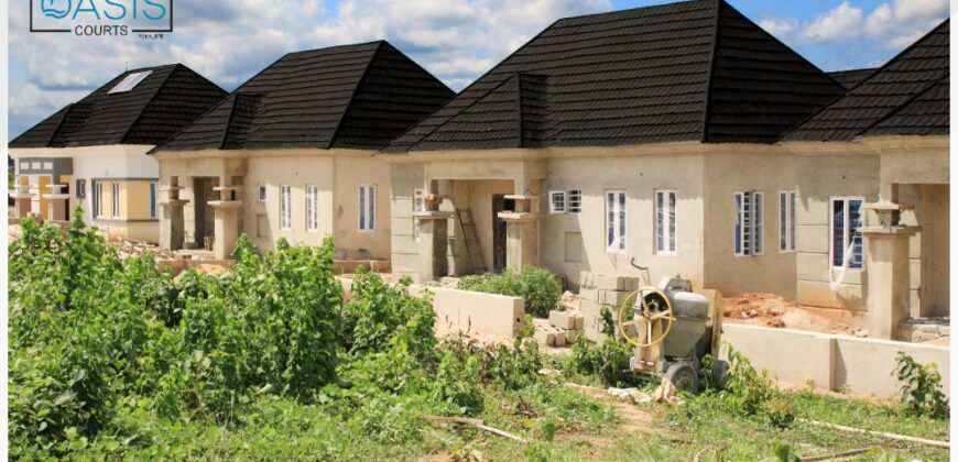 NEWLY BUILT 2 BEDROOM DETACHED BUNGALOW IN OASIS COURT EPE