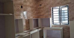 BEAUTIFUL 4 BEDROOM SEMI DETACHED DUPLEX WITH BQ AT CHEVRON LEKKI