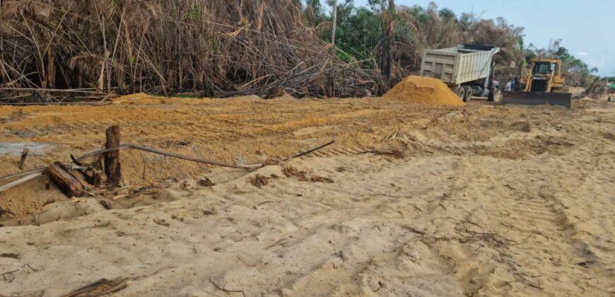 600sqm PLOTS OF LAND AT BOGIJE LAGOS