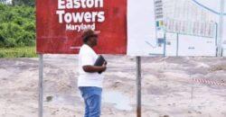 TOP-NOTCH LANDS IN EASTON TOWER ESTATE, MARYLAND, OPEBI IKEJA