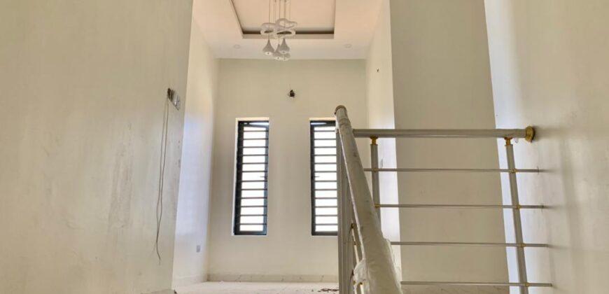 TOP-NOTCH 4 BEDROOM DETACHED DUPLEX IN TARTIANA COURT IKOTA