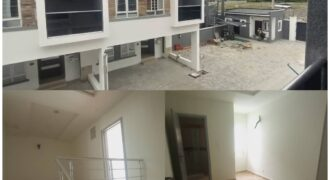 A DETAILED NEWLY BUILT 4 BEDROOM TERRACE AT ORCHID ROAD LEKKI