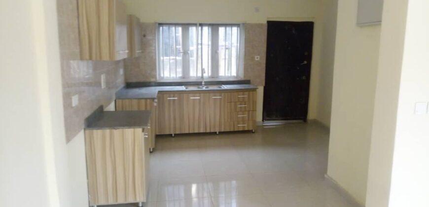 MODERN DESIGN 2 BEDROOM APARTMENT IN LAGOON VIEW ESTATE, YABA.