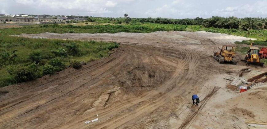 600sqm LANDS IN IRVING PARK ESTATE AWOYAYA LEKKI
