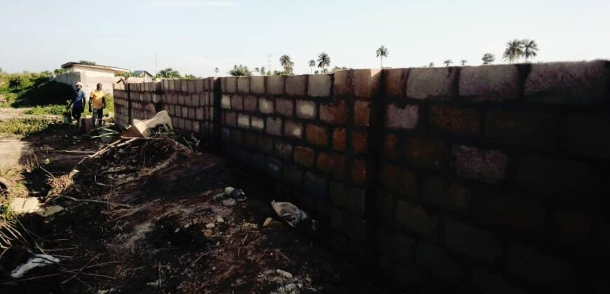 600SQM DRY LANDS IN THE ASCENT, EPE