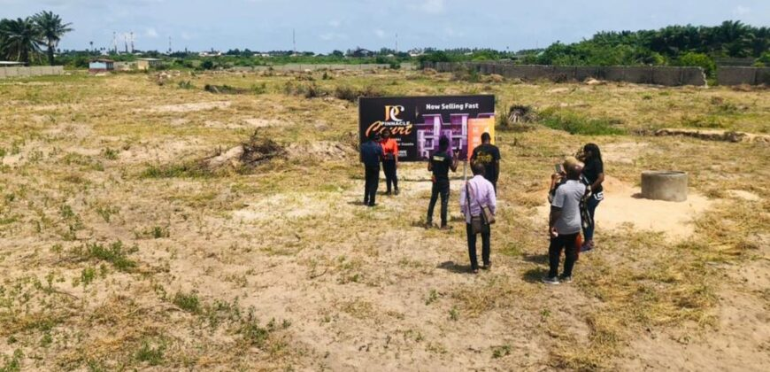 500SQM LANDS IN PINNACLE COURT, Ebute-Lekki
