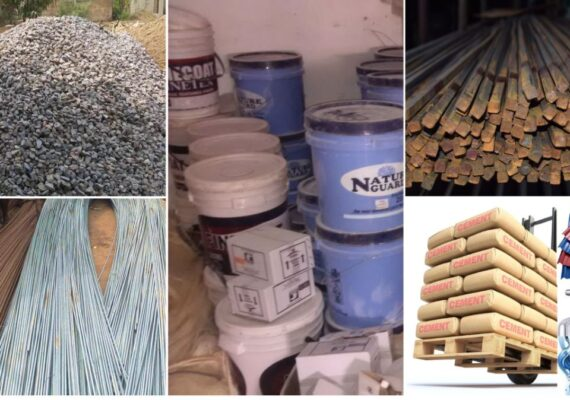 Current Prices of Building Materials in Nigeria (September 2021) By Dennis Isong