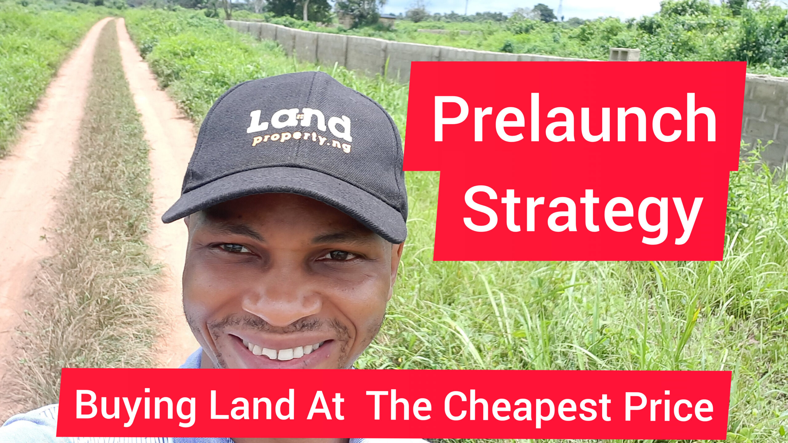 How To Buy Property Cheap Using PRE-LAUNCH Strategy By Dennis Isong